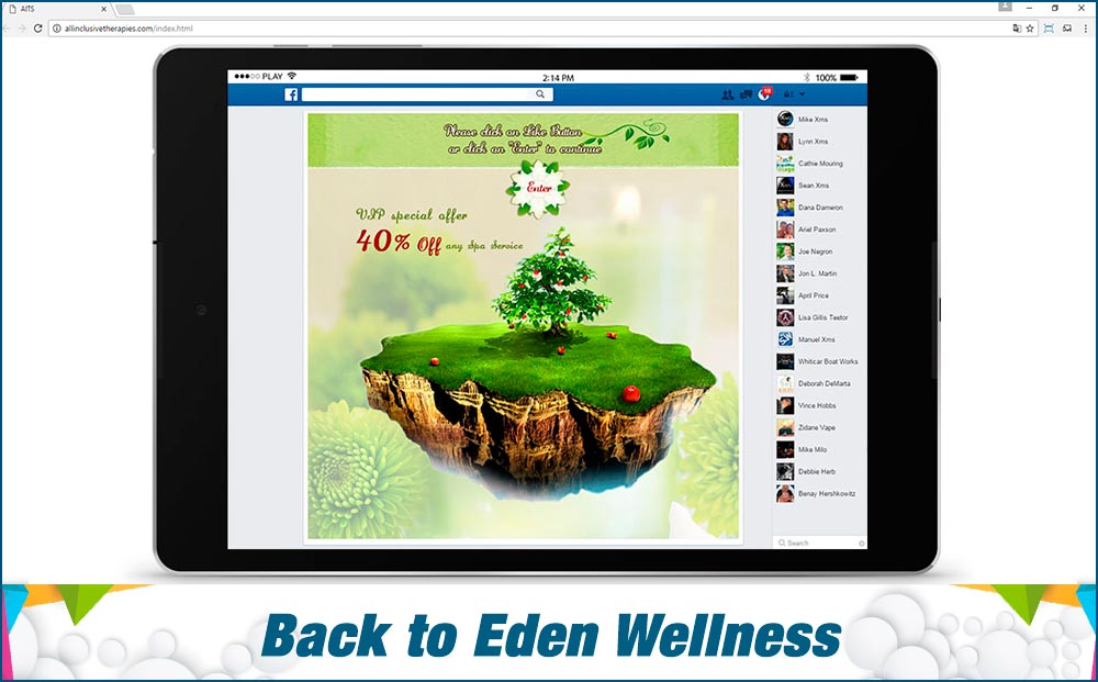 Back-to-Eden-Wellness-Center
