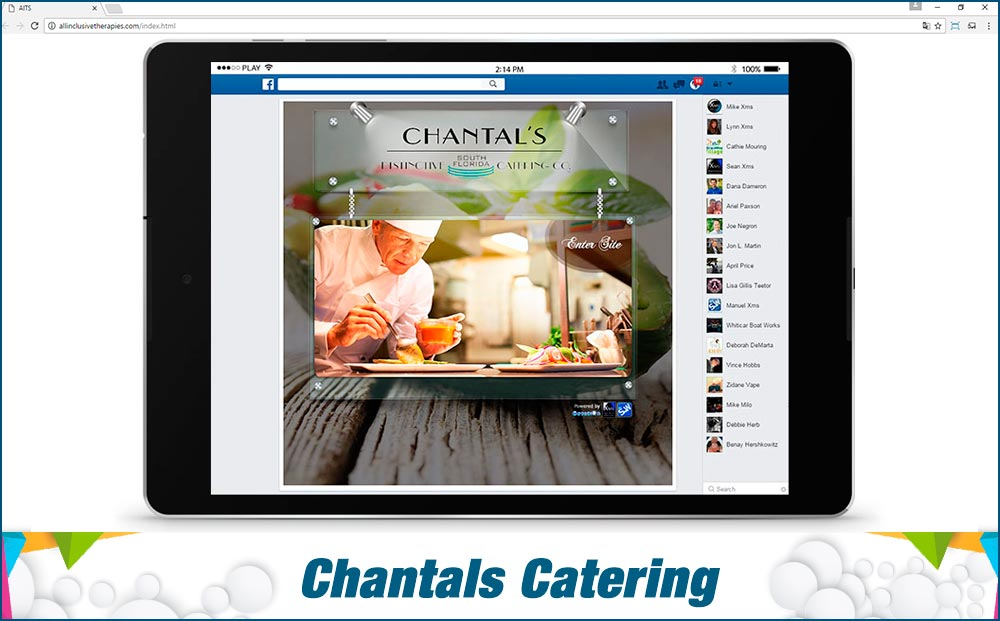 Chantals-Catering