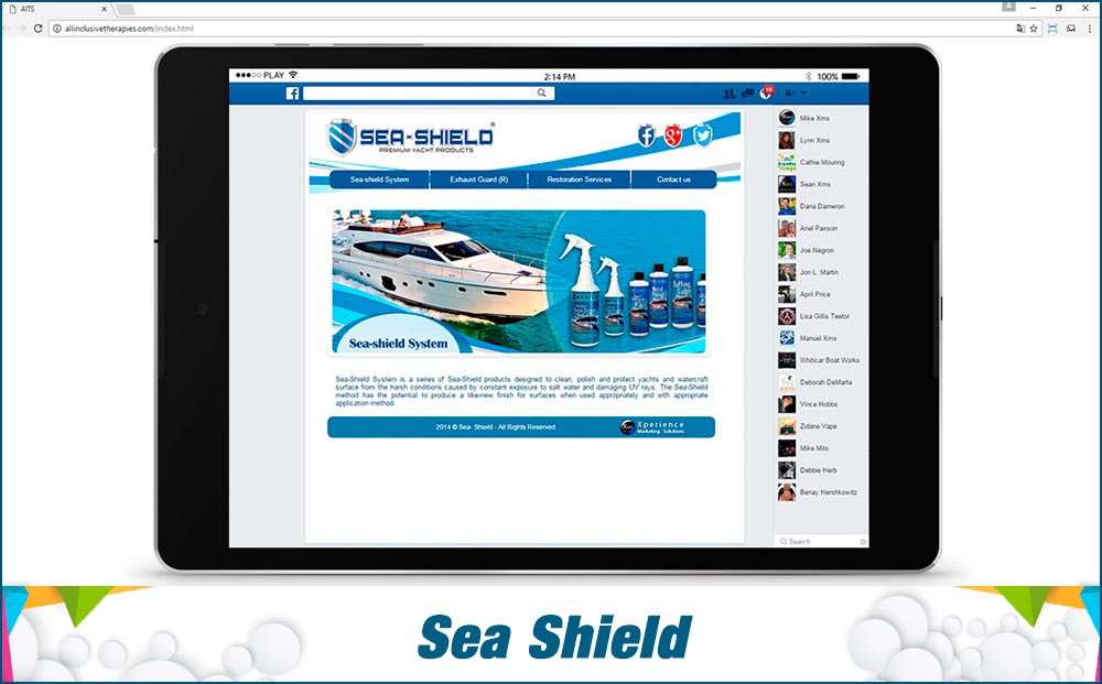 Sea-Shield